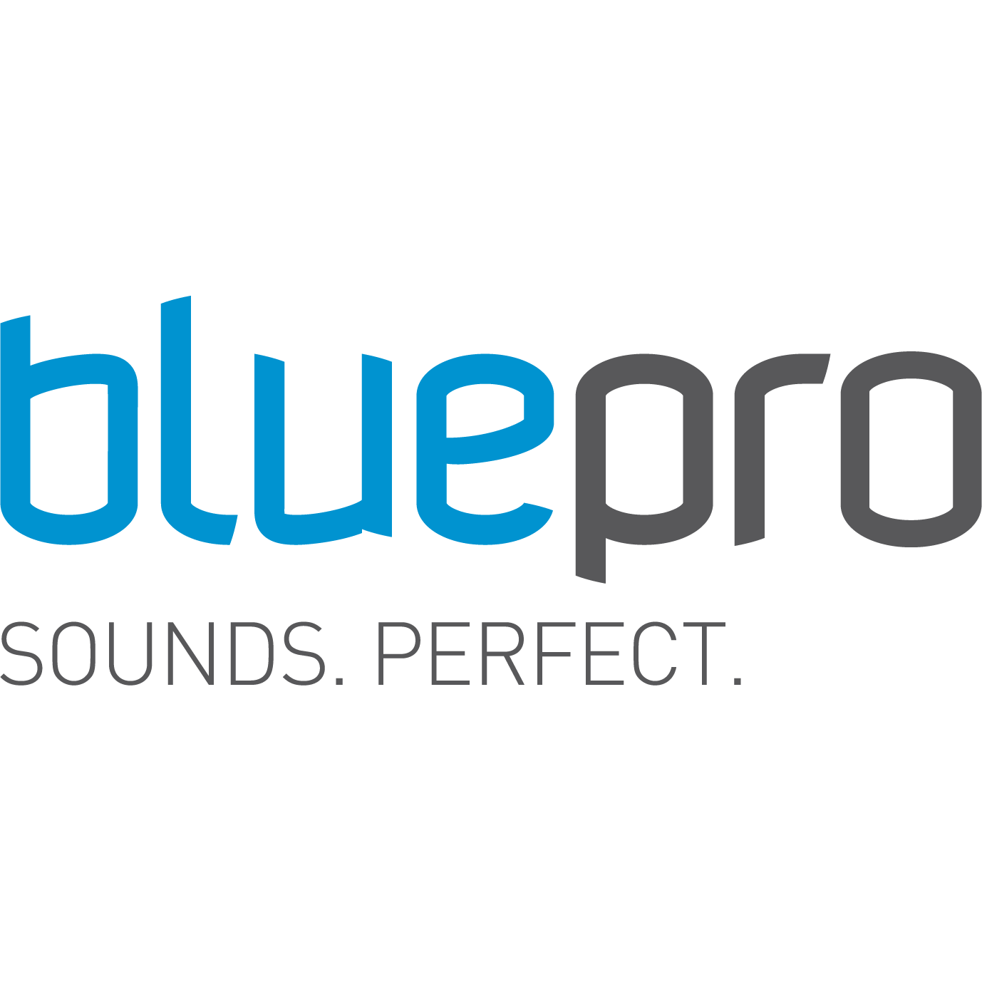 Bluepro Log Tagline Mastering Studio London