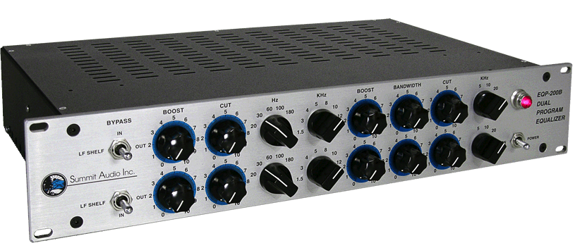 Review of the Summit Audio EQ P 200